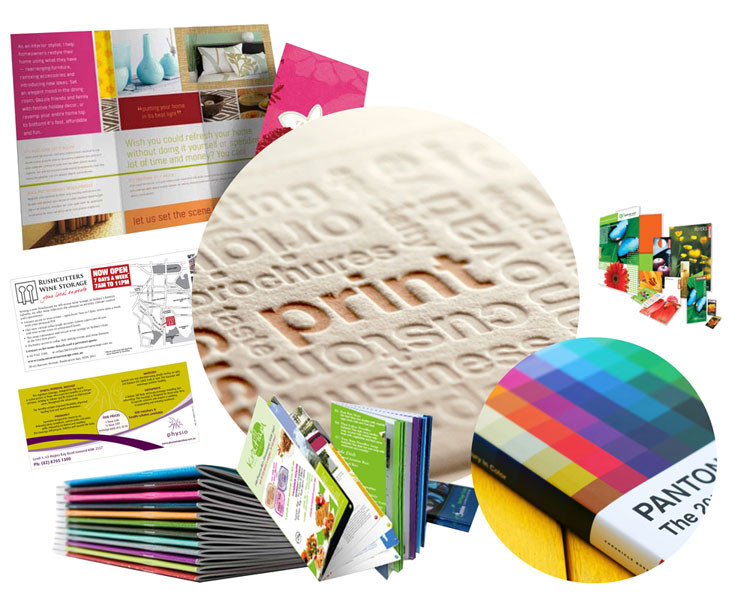 varigraphic commercial printing services provider