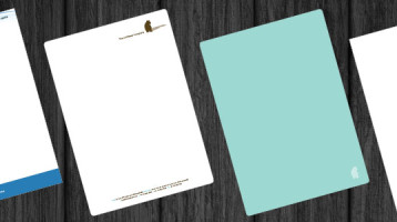 Letterheads & With Comps Printing | Varigraphic Printing